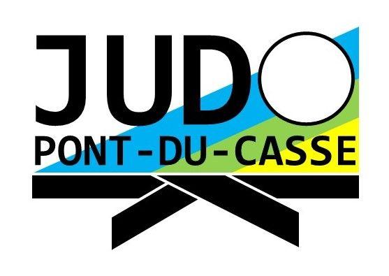 Logo JUDO CLUB PONT DU CASSE